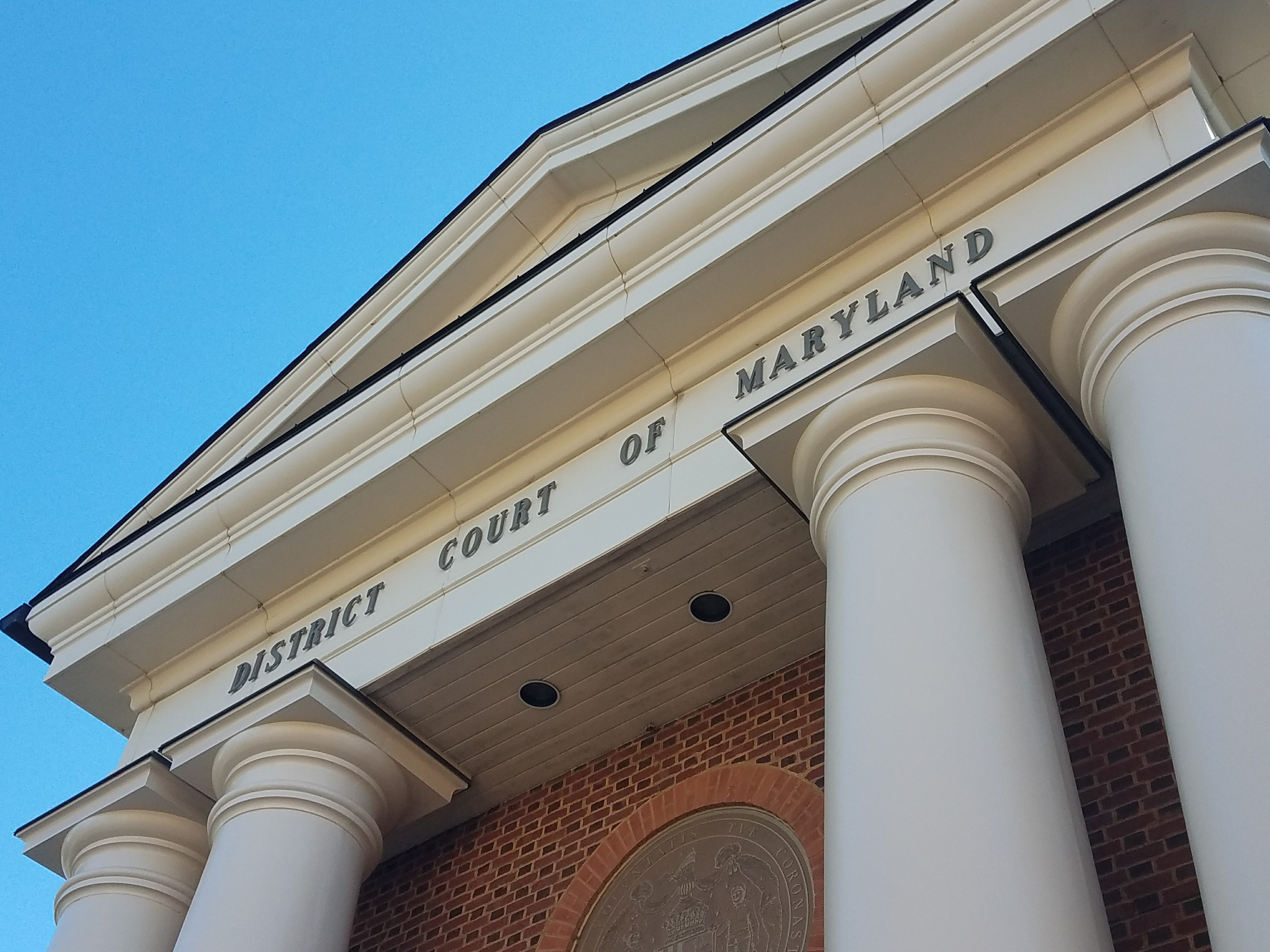 District Court of Maryland - Courts Closed in Maryland on March 6, 2013