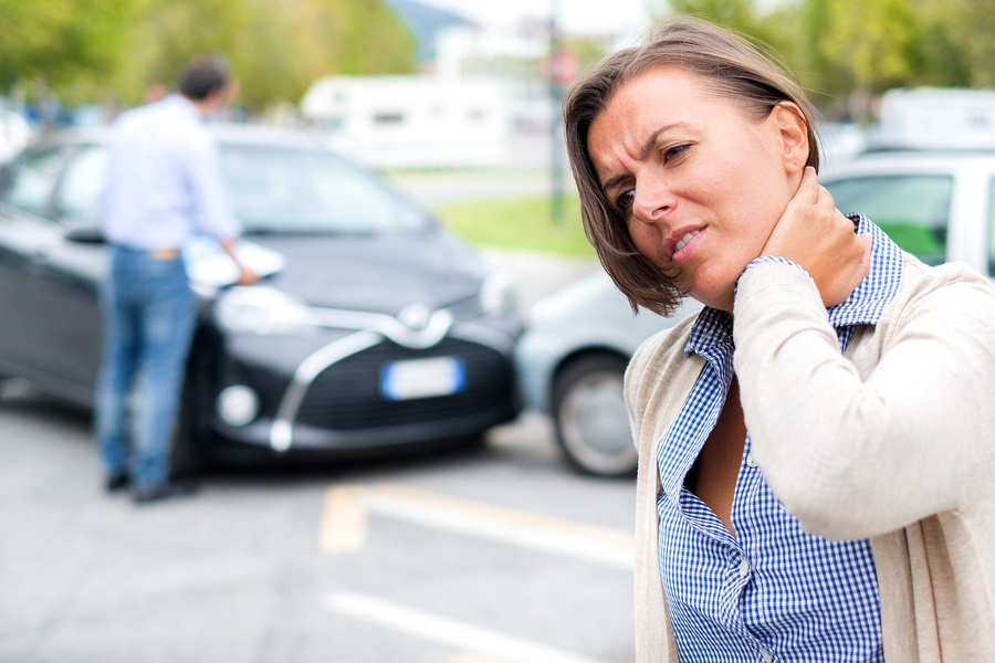 Whiplash Injuries Can Cost You in Many Ways - Who Do You Sue if You Get Into an Uber or Lyft Car Accident in Maryland?