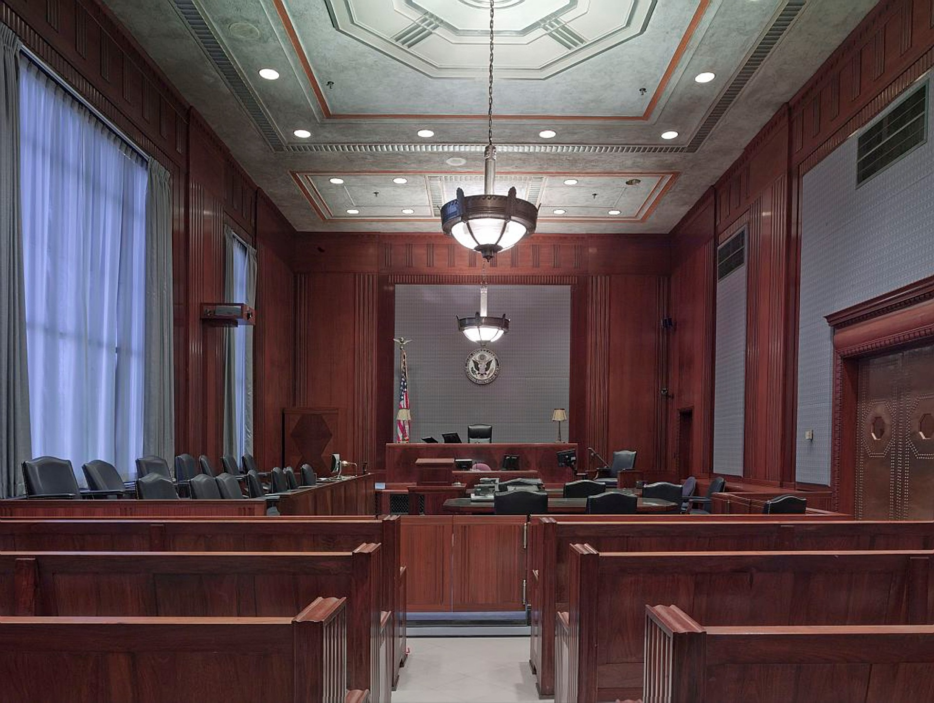 courtroom, court