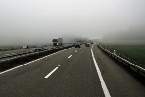Adjust Your Driving to Weather Conditions